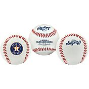 Rawlings Houston Astros Logo Baseball