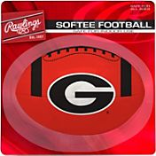 Rawlings Georgia Bulldogs Quick Toss Softee Football