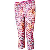 Reebok Girls' Warm Weather Compression Capris