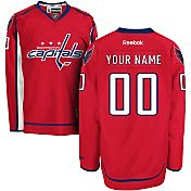Reebok Men's Washington Capitals Custom Premier Replica Home Jersey