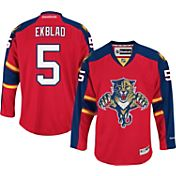 Reebok Men's Florida Panthers Aaron Ekblad #5 Premier Replica Home Jersey