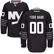 Reebok Men's New York Islanders Custom Premier Replica Third Jersey