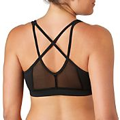 Reebok Women's Mesh Back Strappy Sports Bra