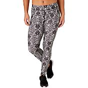 Reebok Women's Printed Compression Tights