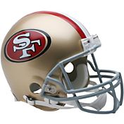 Riddell San Francisco 49ers Proline Authentic Football Helmet