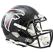 Riddell Atlanta Falcons Revolution Speed Football Helmet
