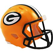 Riddell Green Bay Packers Pocket Single Speed Helmet