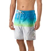 Speedo Men's Etched Island E-Board Shorts