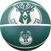 Spalding Milwaukee Bucks Full-Size Basketball