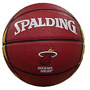Spalding Miami Heat Mini Basketball