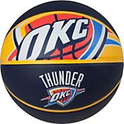 Spalding Oklahoma City Thunder Full-Sized Court Side Basketball
