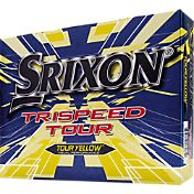 Srixon TriSpeed Tour Yellow Golf Balls