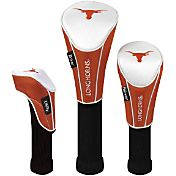Team Effort Texas Longhorns Headcovers - 3-Pack