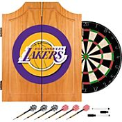 Trademark Games Los Angeles Lakers Dart Cabinet