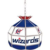 Trademark Games Washington Wizards 16'' Tiffany Lamp