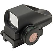 TRUGLO Tru-Brite Dual-Color Open Red Dot Sight