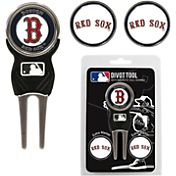 Team Golf Boston Red Sox Divot Tool and Marker Set