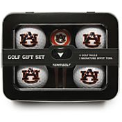 Team Golf Auburn Tigers 4-Ball Tin Set