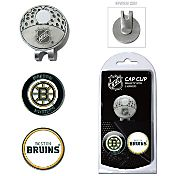 Team Golf Boston Bruins Cap Clip And Marker Set