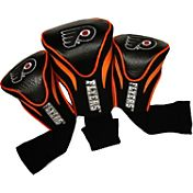 Team Golf Philadelphia Flyers 3-Pack Contour Headcovers