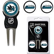 Team Golf San Jose Sharks Divot Tool and Marker Set