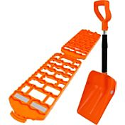 Traxion EZ Traction Snow Emergency Preparedness Set