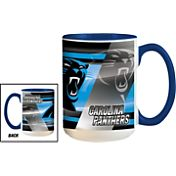 Carolina Panthers 11oz. Team Colored Mug
