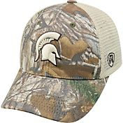 Top of the World Men's Michigan State Spartans Camo Prey Hat
