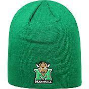 Top of the World Men's Marshall Thundering Herd Green TOW Classic Knit Beanie