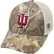 Top of the World Men's Indiana Hoosiers Camo Prey Hat