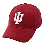Top of the World Men's Indiana Hoosiers Crimson Premium Collection M-Fit Hat