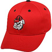 Top of the World Youth Georgia Bulldogs Red Rookie Hat