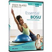 STOTT PILATES Essential BOSU DVD