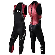 TYR Men's Hurricane Category 5 Sleeveless Wetsuit