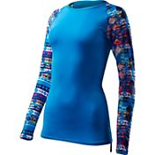 TYR Women's Boca Chica Long Sleeve Swim Shirt