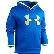 Under Armour Little Boys' Highlight Big Logo Hoodie