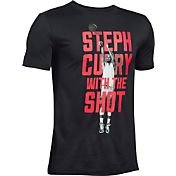 Under Armour Boys' SC30 With The Shot Graphic T-Shirt