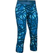 Under Armour Girls' Printed Armour Capris
