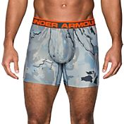 "Under Armour Men's Original Series Camo 6"" Boxerjock Boxer Briefs"
