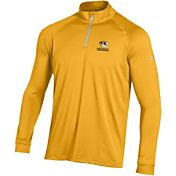 Under Armour Men's Missouri Tigers Gold UA Tech Quarter-Zip Shirt