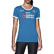 Under Armour Women's Cruz Azul 16/17 Replica Home Jersey
