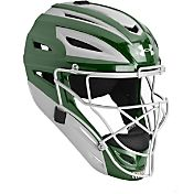 Under Armour Youth Two-Tone Pro Series Catcher's Helmet