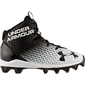 Under Armour Kids' Renegade RM Wide Football Cleats