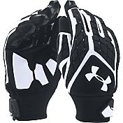 Under Armour Youth Combat Full Finger Lineman Gloves