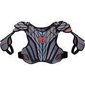 Warrior Men's Burn Hitman Lacrosse Shoulder Pads