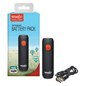 Weego Tour 2600 Rechargeable Battery Pack