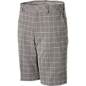 Walter Hagen Men's Perfect 11 Windowpane Golf Shorts