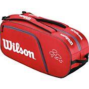 Wilson Federer Tennis Racquet Bag – 6 Pack