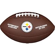 Wilson Pittsburgh Steelers Composite Official-Size Football