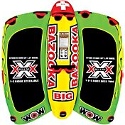 WOW Big Bazooka 4 Person Towable Tube